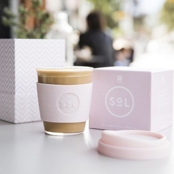 Perfect Pink SoL Cup with gift box