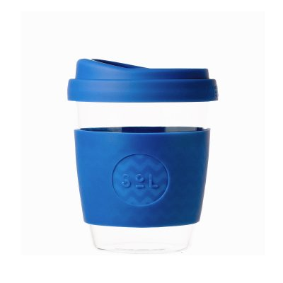 Bondi Blue Reusable SoL Coffee Cup