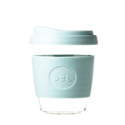 Cool Cyan Sol Cup