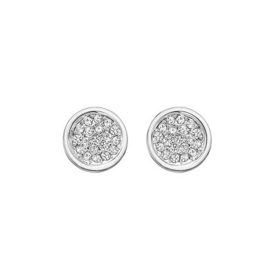 LIBERTE Silver Tresor Earrings