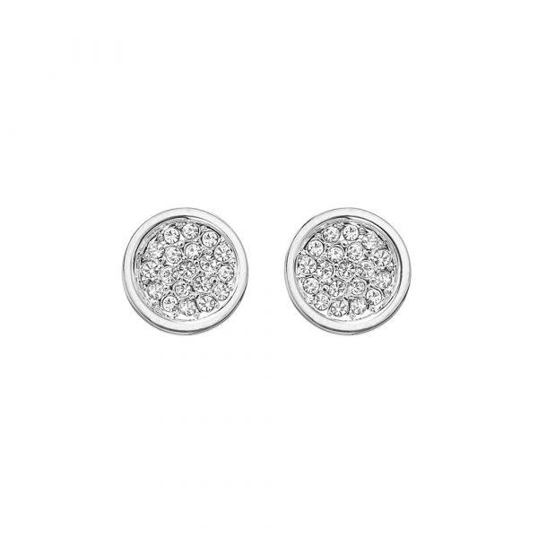 LIBERTE Silver Tresor Earrings