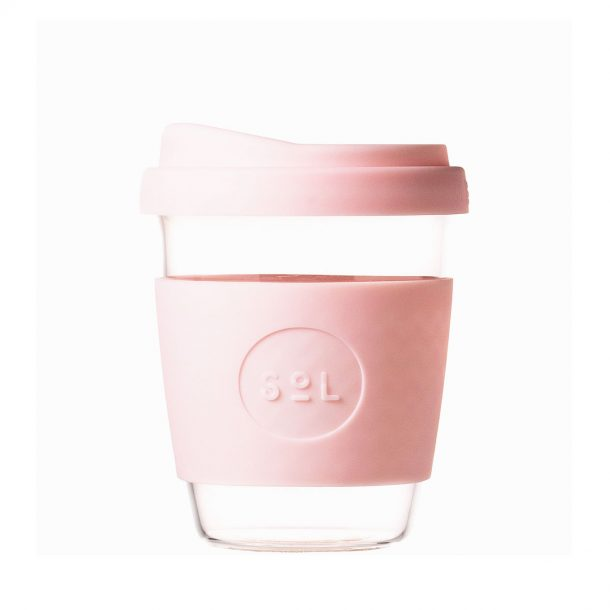 Blush Pink Reusable SoL Cup