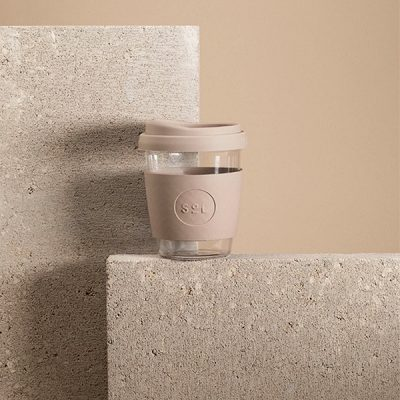 SOL PRODUCTS // Seaside Slate SoL Cup + Protective Pouch