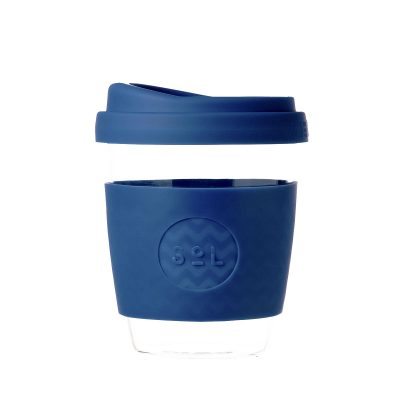 Winter Bondi Blue SoL reusable coffee Cup