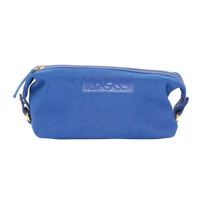 Kip&Co Electric Blue Toiletry Bag
