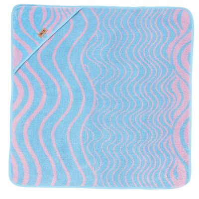 Slither Velour Baby Towel