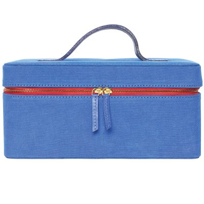 Kip&Co Electric Blue Jumbo Toiletry Case