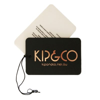 KIPANDCO Care Tags