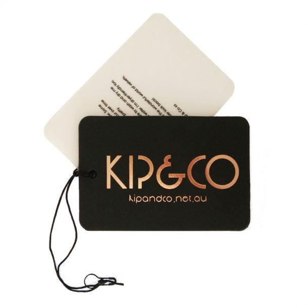KIPANDCO Care Tags