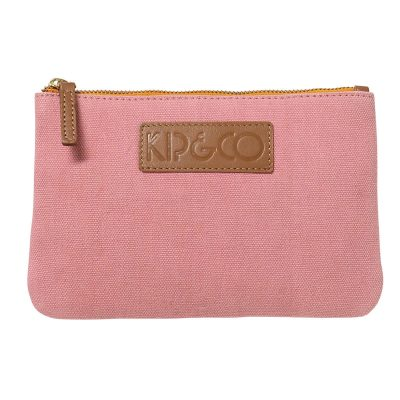 Kip&Co Pink Cosmetic Purse