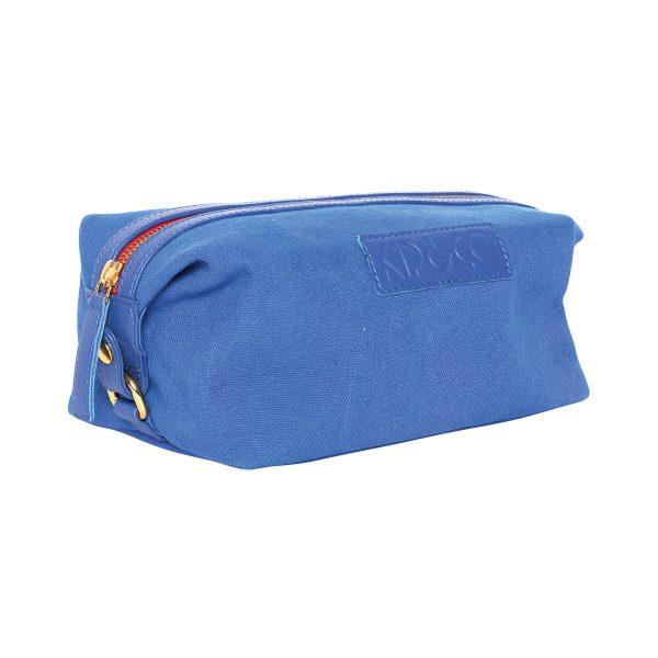 Kip&Co Electric Blue Toiletry Bag