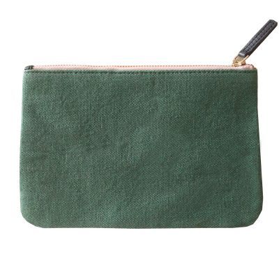 Kip&Co Lilac & Green Cosmetic Purse