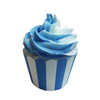 Moonlight Pomegranate Bath Bomb Cupcake