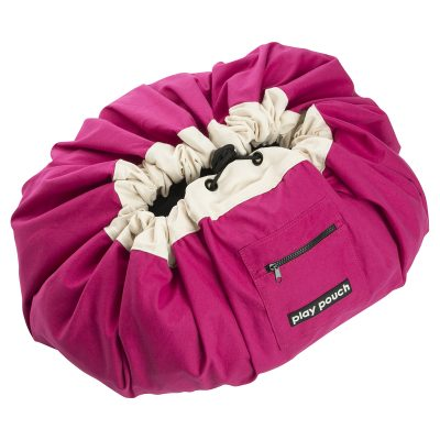 Hot Pink Play Pouch