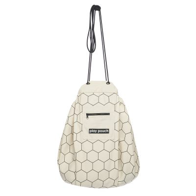 Honeycomb Pattern Play Pouch