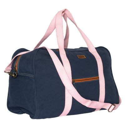 Kip&Co Large Navy Duffle Bag