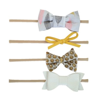 Goldilocks Leather and Bow Pack