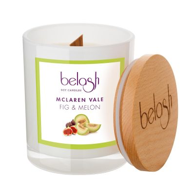 Large Fig and Melon Candle