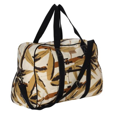 Kip&Co Large Bamboo Forest Duffle Bag