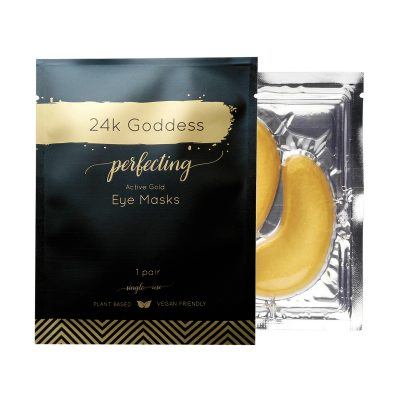 24K GODDESS // Perfecting Active Gold Eye Mask