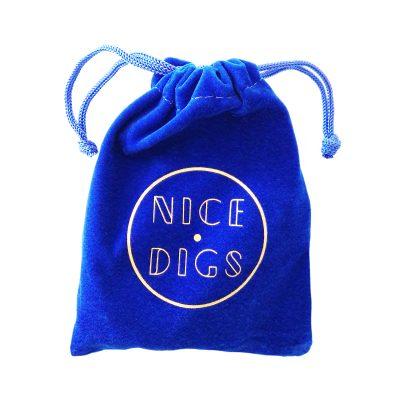 NICEDIGS // Velvet Bag