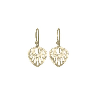 Soft Gold Rashida Mini Earrings