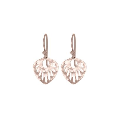 Rose Gold Rashida Mini Earrings