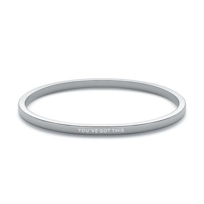 """You Got This"" Bangle"