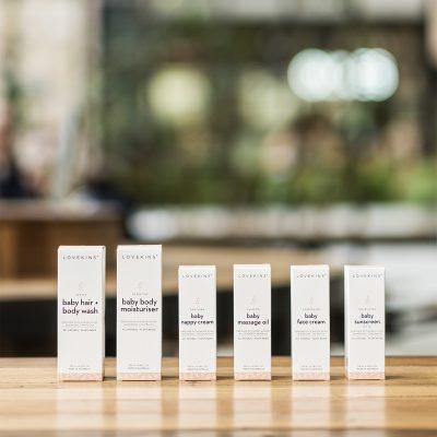LOVEKINS // Lovekins Skincare Range