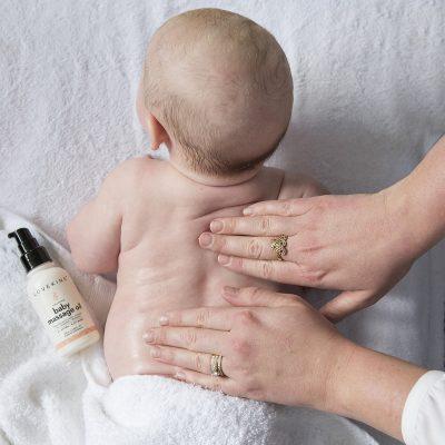 LOVEKINS // Baby Massage Oil