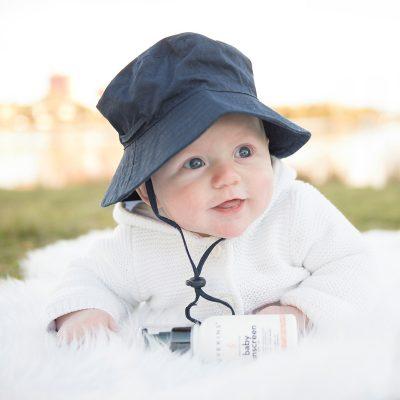 LOVEKINS // SPF 15 Baby Sunscreen