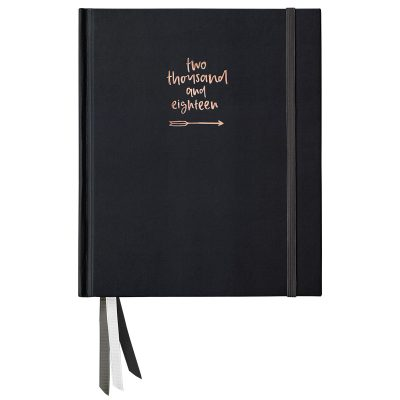 Black Emma Kate Co 2018 Planner