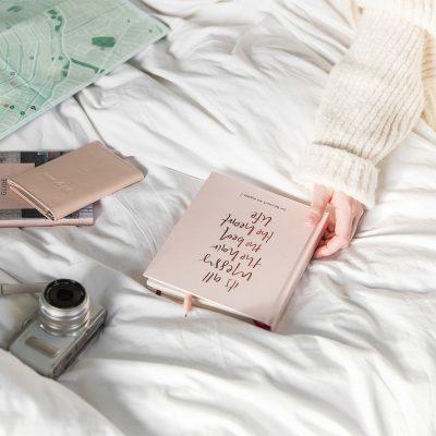 Blush Emma Kate Co 2018 Planner