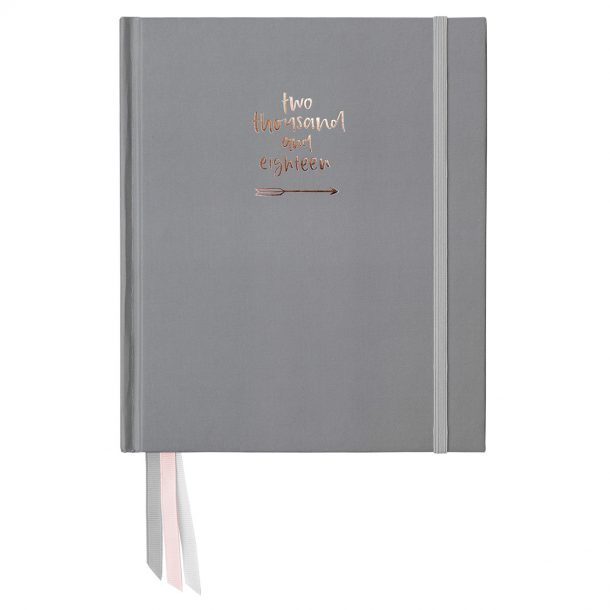 Grey Emma Kate Co 2018 Planner