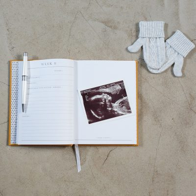 9 Months - The beginning of You Pregnancy Journal
