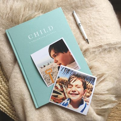 Childhood Journey Journal