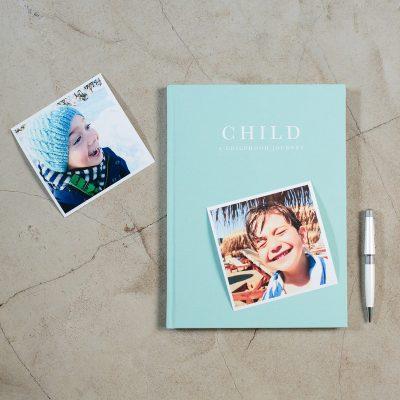 Childhood Journey Journal