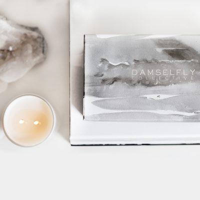 DAMSELFLY // Mini Candle Gift Trio