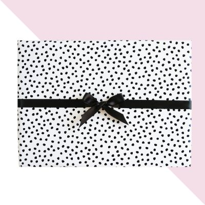 FREE gift wrapping Polka Dot LUXAH