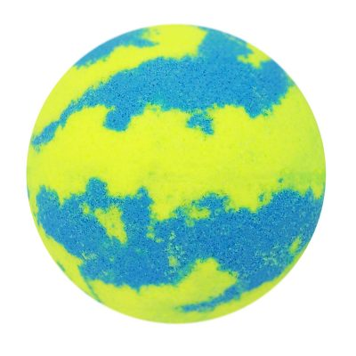 EMSOY // Tropical Coconut Moisturising Bath Bomb