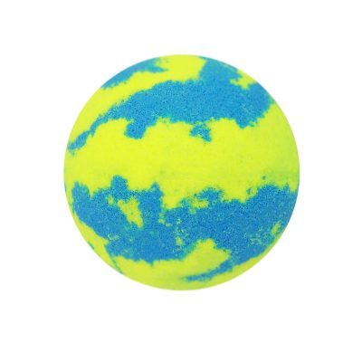 Tropical Coconut Moisturising Bath Bomb ©LUXAH2018