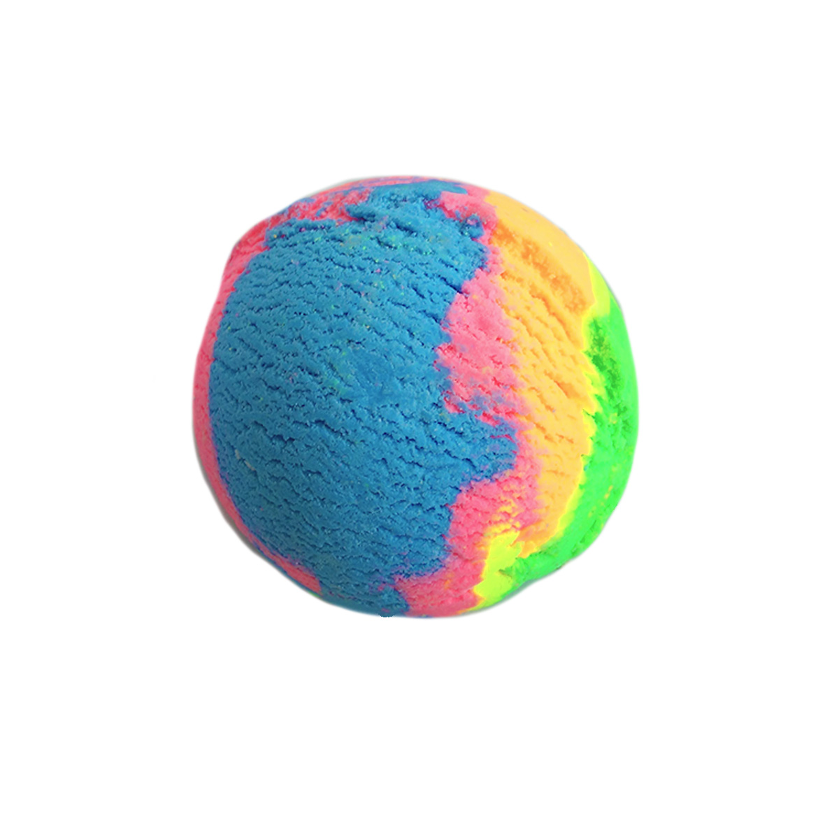 Rainbow Sherbet Bubble Bath Scoop
