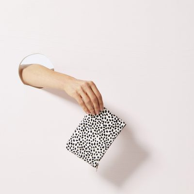 STATUS ANXIETY // Status Anxiety Maud Snow Cheetah Purse