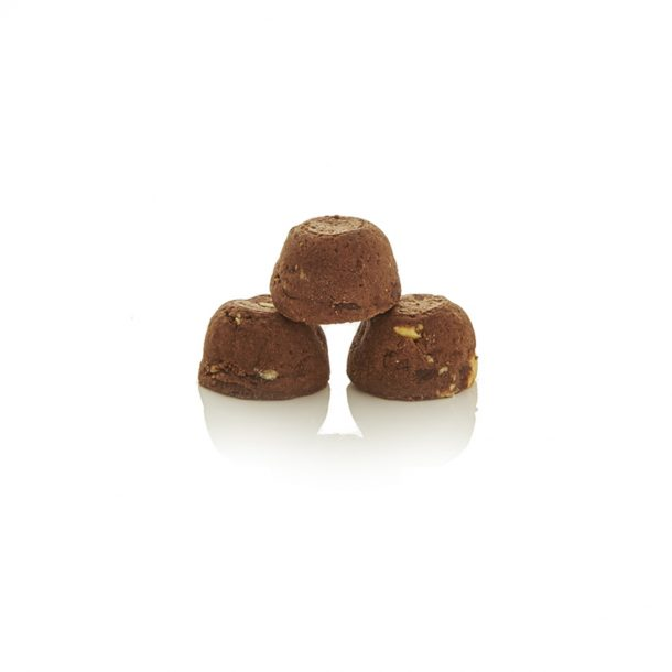 BYRON BAY COOKIE CO. Triple Choc Fudge Cookies