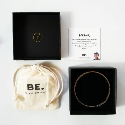 LUXAH // BE.Bangle Gift Box