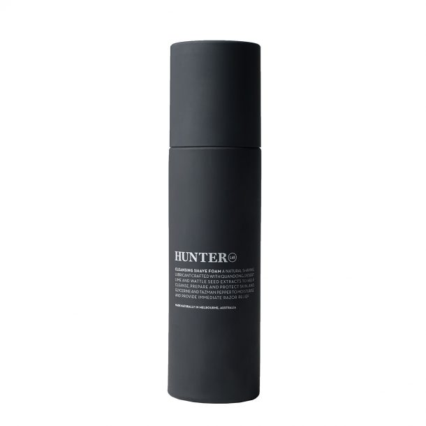 HUNTER LAB Hunter Lab Cleansing Shave Foam