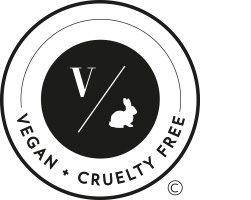 LUXAH cruelty free & Vegan Symbol