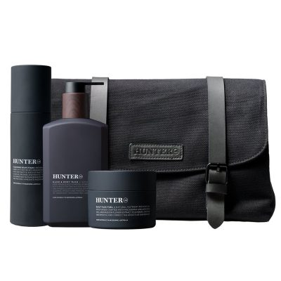 HUNTER LAB // Men's Grooming Ritual Kit