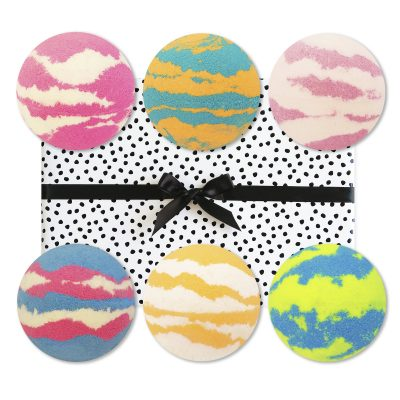 EMSOY // Fruity Bath Bomb Pack