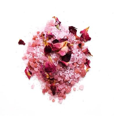 NINA BAILEY Natural Botanical Rose Bath Soak no packaging